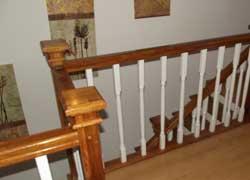 poza Balustrade din lemn 1