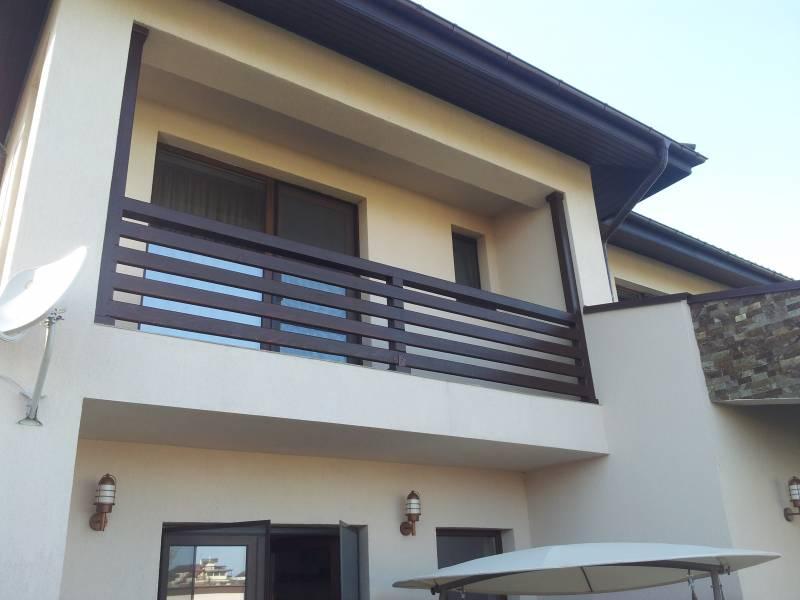 Poza Balustrada exterioara din lemn M9