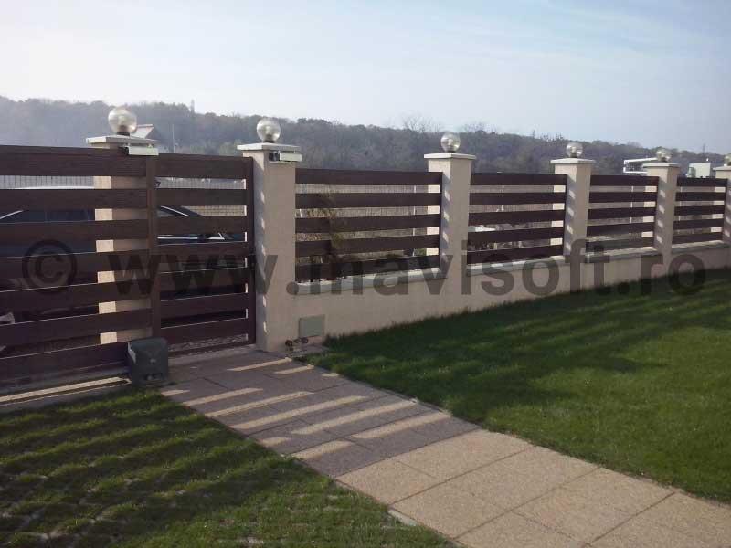Poza Garduri din lemn 1