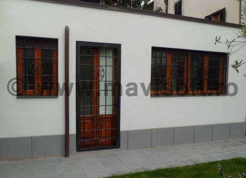 Poza Grilaje metalice pentru ferestre 1