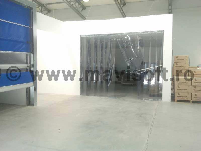 Poza Perdele industriale din PVC 1