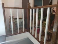 Poza Balustrada din lemn de exterior M10 8