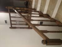 Poza Balustrada din lemn de interior M12 3