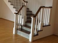 Poza Balustrada din lemn de interior M14 1