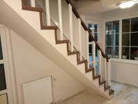 Poza Balustrada din lemn de interior M2 1