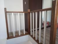 Poza Balustrada din lemn de interior M3 2