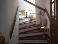 Poza Balustrada din lemn de interior M5 6