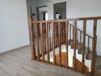 Poza Balustrada din lemn de interior M7 2