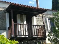 Poza Balustrada exterioara din lemn M11