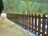 Poza Garduri din lemn 6