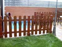 Poza Garduri din lemn 7