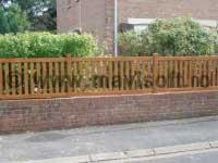 Poza Garduri din lemn 8