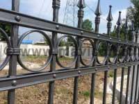 Poza Garduri metalice si fier forjat 1