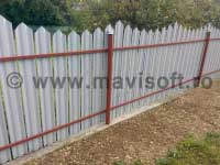Poza Garduri metalice si fier forjat 17
