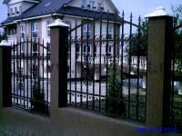 Poza Garduri metalice si fier forjat 9
