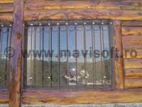 Poza Grilaje metalice pentru ferestre 15