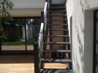 Poza Scara exterioara din lemn M6 2