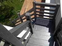 Poza Scara exterioara din lemn M6 4